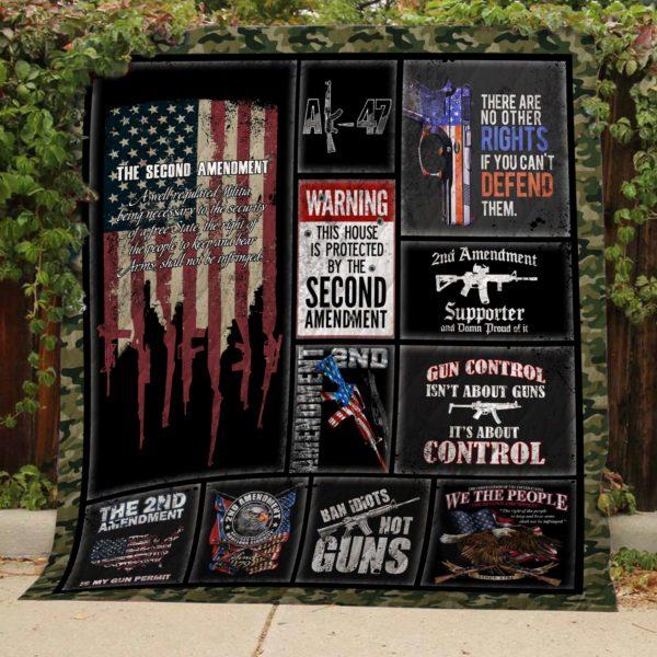 The Second Amendment Quilt