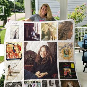 Carole King Quilt Blanket
