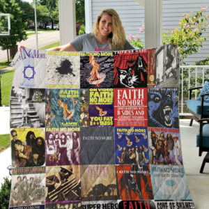 Faith No More 2 Quilt Blanket