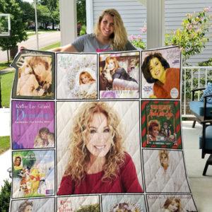 Kathie Lee Gifford Quilt Blanket