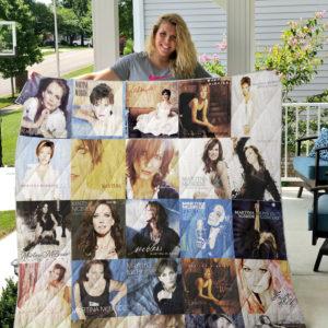 Martina McBride Quilt Blanket