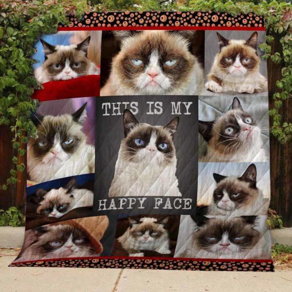 Grumpy Cat Quilt