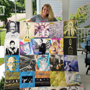 Pete Townshend Style 2 Quilt Blanket
