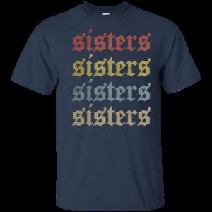 Sister Cool T-Shirt Birthday