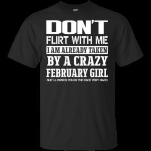 February T-Shirt