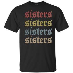 Sister Cool T-Shirt Birthday