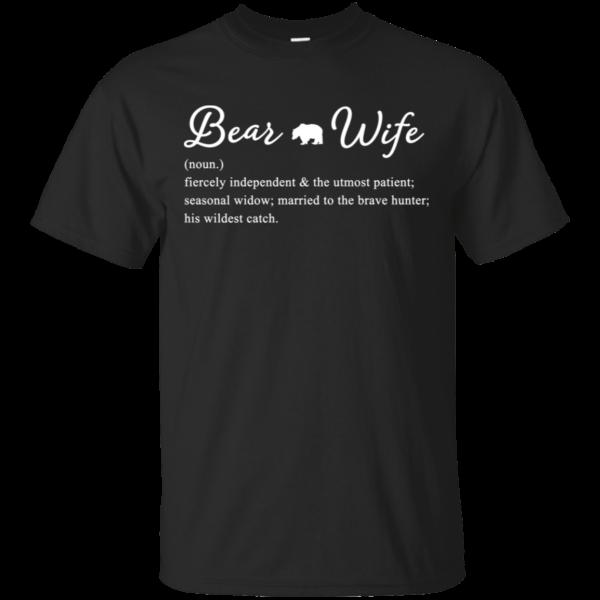 Bear Wife T-Shirt