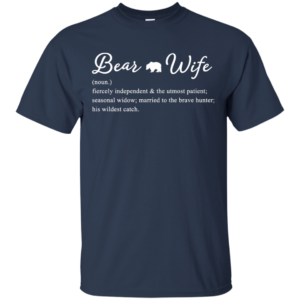 Bear Wife T-Shirt